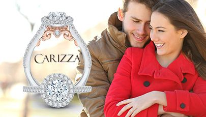 Carizza Engagement Rings